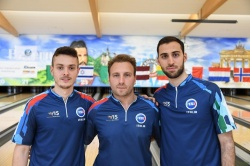 European Mens Championships - Tris semifinale per i nostri Azzurri