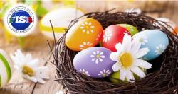 Chiusura Uffici - Auguri di Buona Pasqua