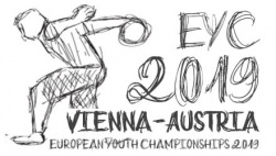 European Youth Championships - Vienna 13 - 22 aprile 2019