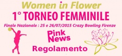 Women in Flower locandina