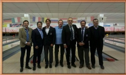 Mondiali Bowling ITALIA 2015 a Casalecchio (BO)